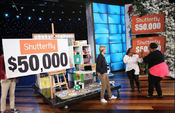 Ellen Degeneres suprises Bilal Learning Center's Public Charter School